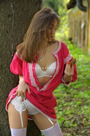 Kamillia escorte girl plan cul à Paris 8 75