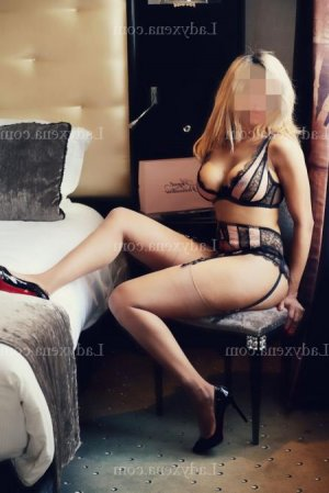 Tymea escort girl fille libertine