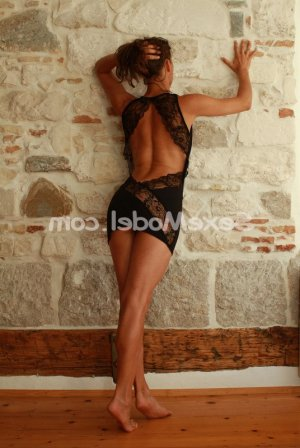 Allana massage tantrique